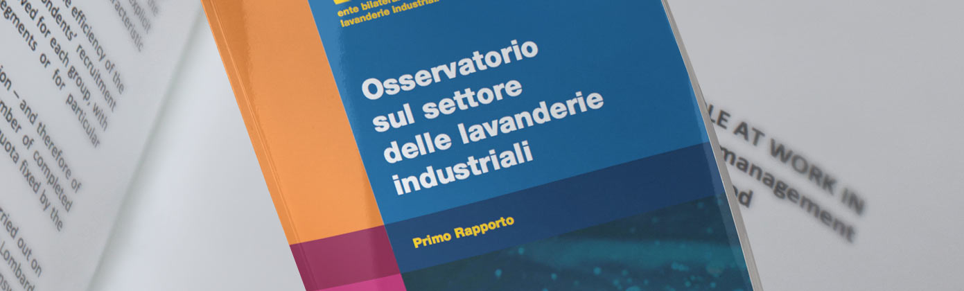 Observatory on the sector of industrial laundries