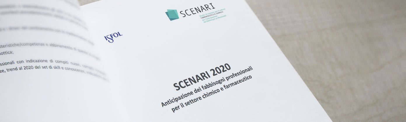 Scenario studies in the pharmaceutical chemical sector