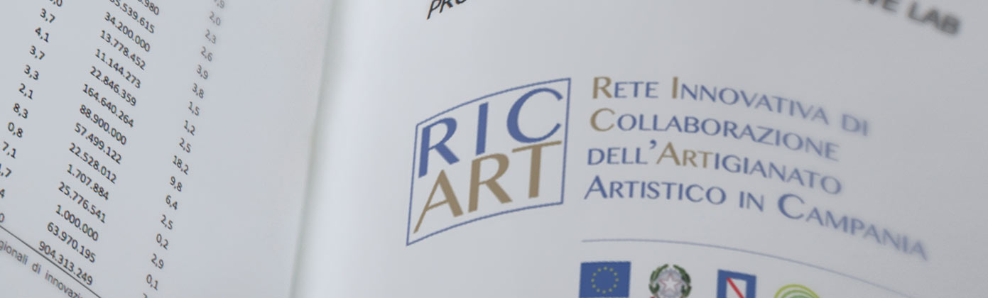 The demand for artistic handicraft products in Campania