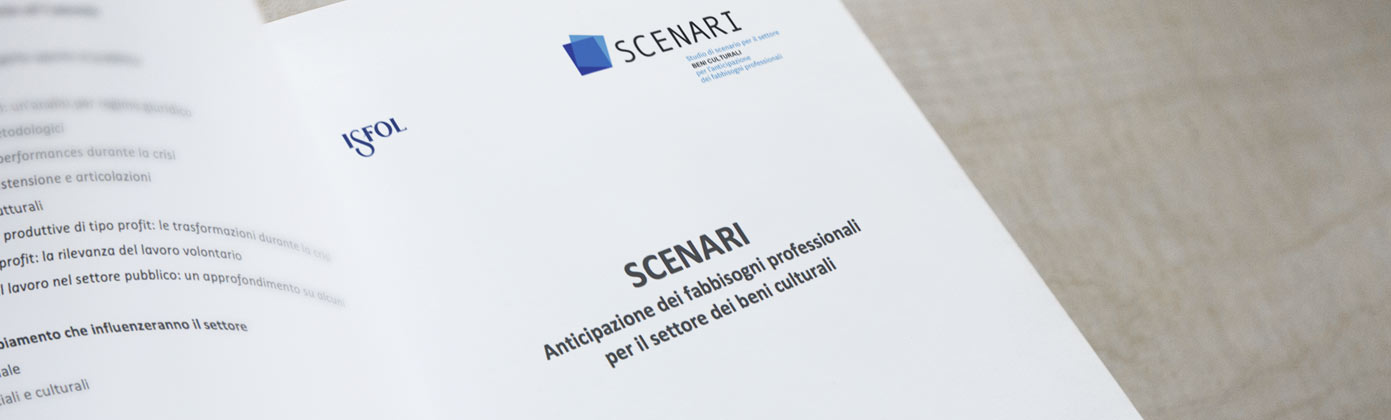 Scenario studies in the cultural heritage sector