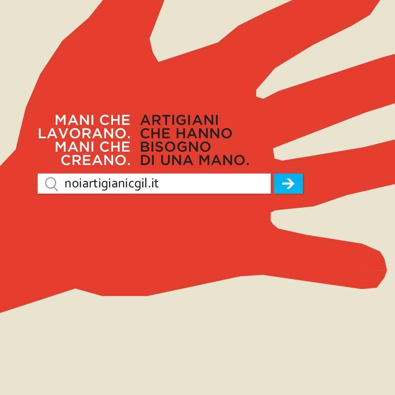CGIL Monza Brianza: handicraft membership campaign