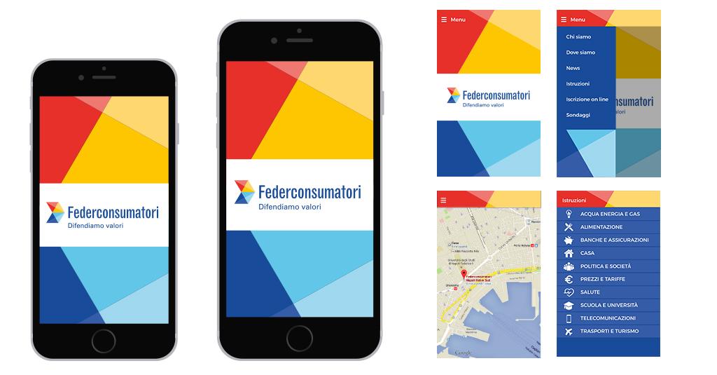 Ares 2.0 - sviluppo web mobile