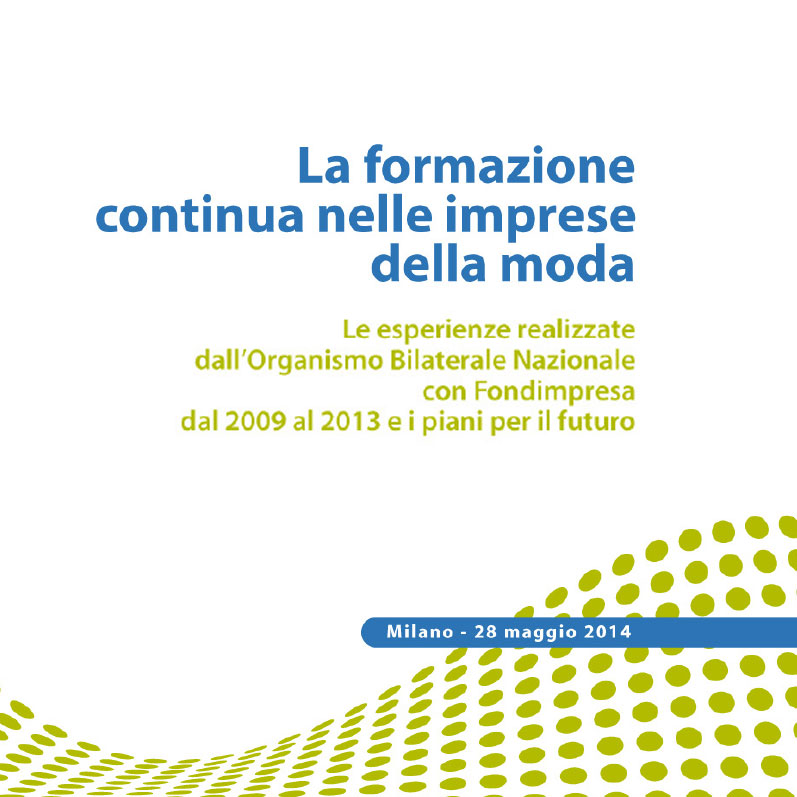 Fondimpresa OBN TAM: conference planning and design