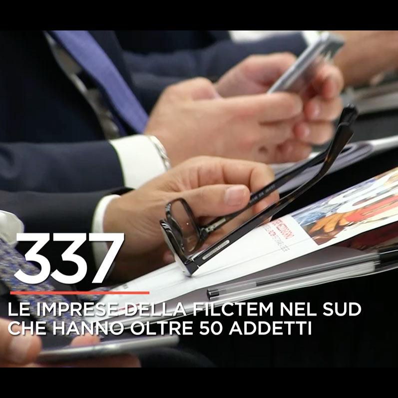 FILCTEM CGIL: video Cantiere mezzogiorno