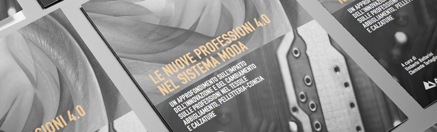 Le nuove professioni 4.0 nel sistema moda